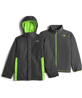 c0ce2016a880 Amazon.com  The North Face Boy s Warm Storm Jacket  Clothing