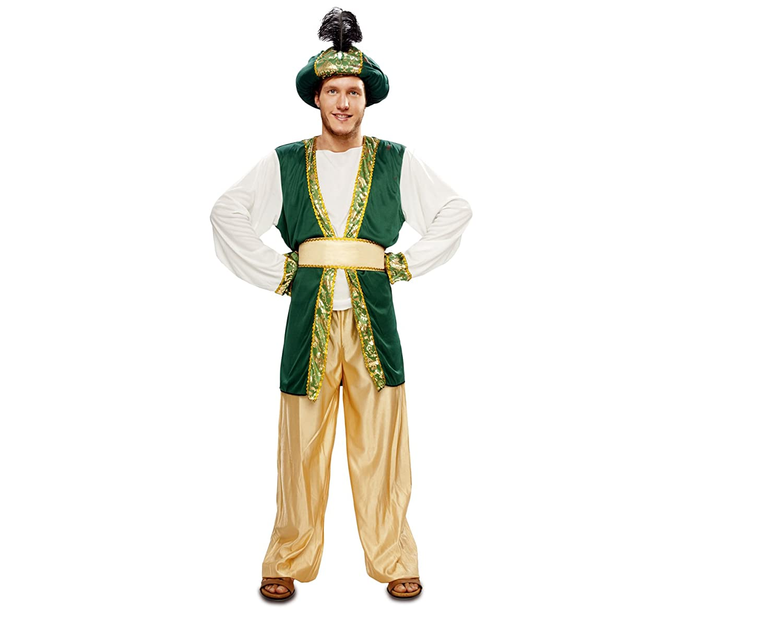 My Other Me Me - Disfraz de Sultán, talla ML (Viving Costumes MOM01105)