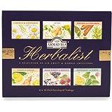 AHMAD TEA Herbalist Tea, 60 Count