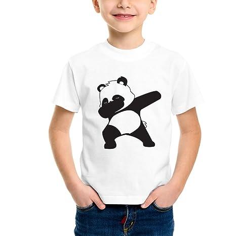 4a0c7f197 Buy LIMIT Fashion Store- Cute Deb Panda Printed T-Shirt for Kids ...