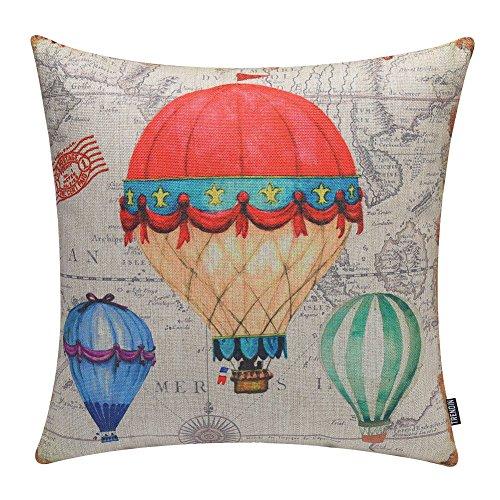 hot air balloon pillow - 5