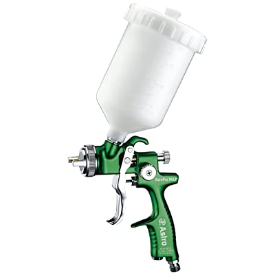 Astro EUROHV103 EuroPro Forged HVLP Spray Gun with 1.3mm Nozzle and Plastic Cup: Automotive
