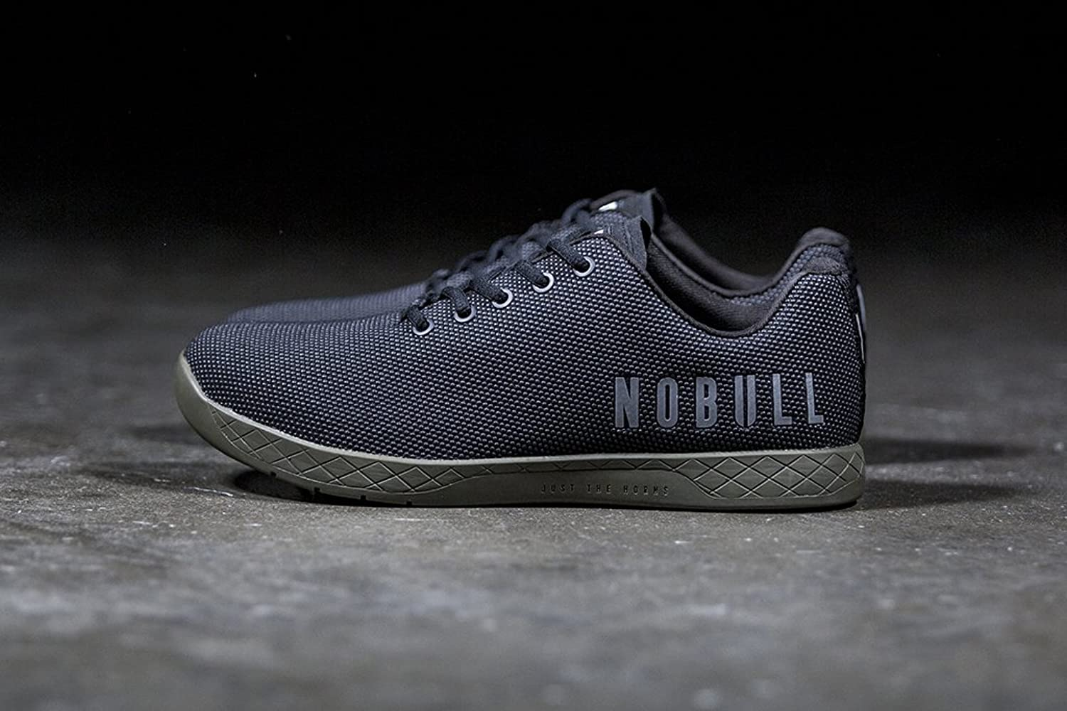 Amazon.com | NOBULL Mens Black IVY Trainer 9 US | Fitness & Cross-Training