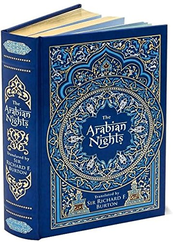 The Arabian Nights (Barnes & Noble Omnibus Leatherbound Classics) (Barnes & Noble Leatherbound Classic Collection)