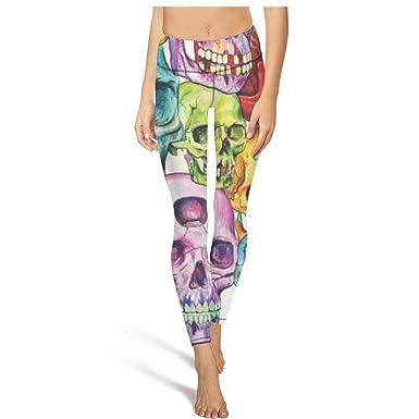 Amazon.com: Hamily Broderei - Mallas de yoga para mujer ...