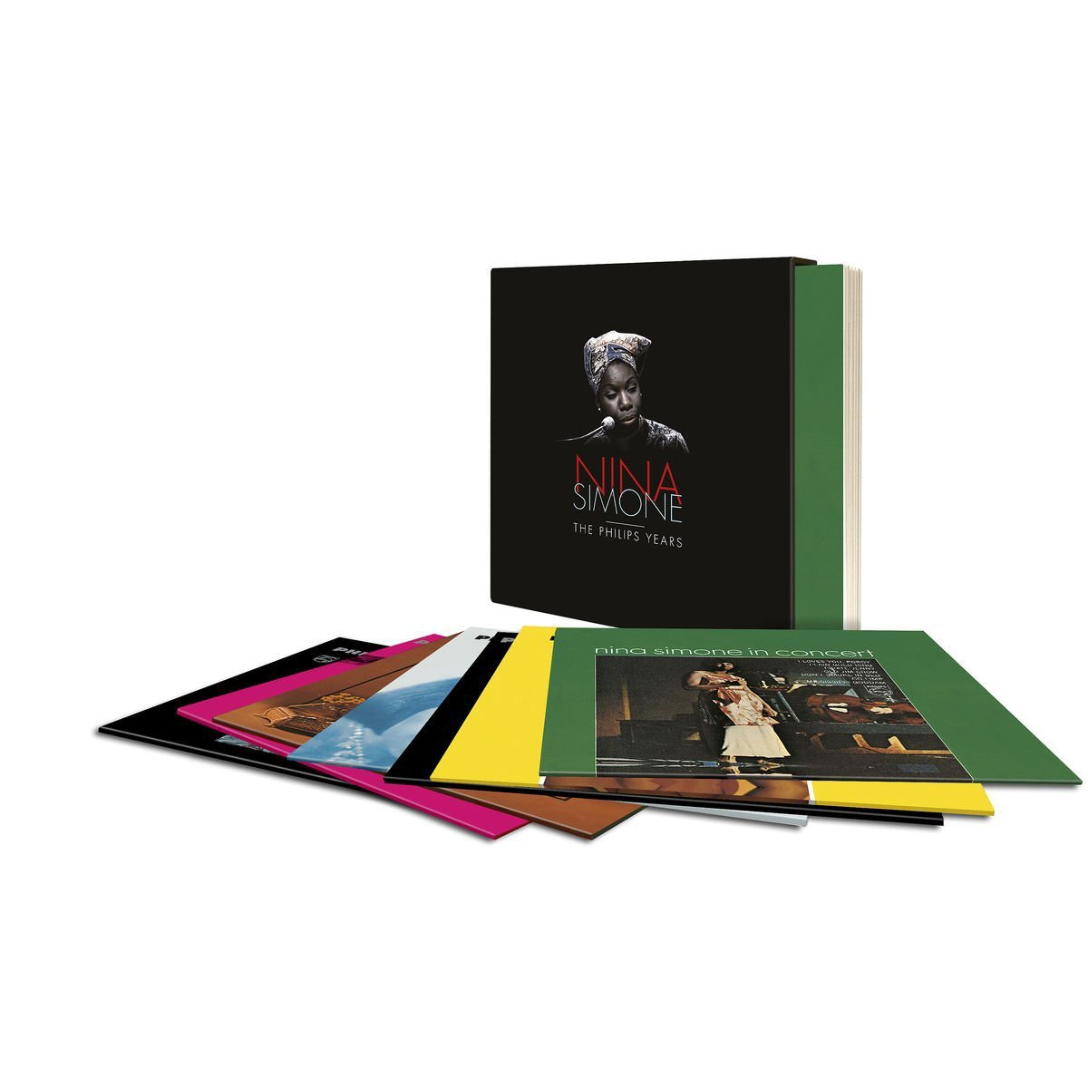 The Philips Years [7 LP Box Set]