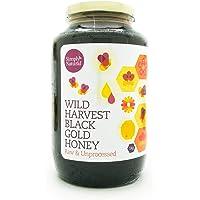 Simply Natural Wild Harvest Black Gold Honey, 1kg