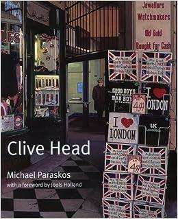 Clive Head