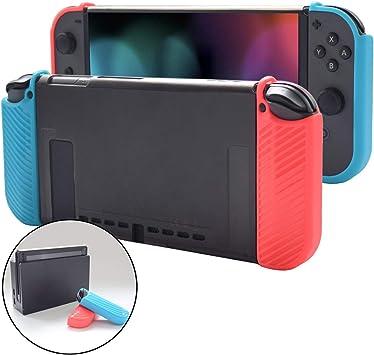Pandaren Dockable Slim Cover PC Case for Nintendo Switch Consoles ...