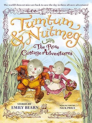 book cover of The Rose Cottage Tales
