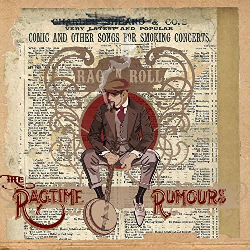 Image result for the ragtime rumours rag