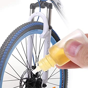 lyqdxd - Aceite lubricante para Cadena de Bicicleta, 10 ml, 2 ...