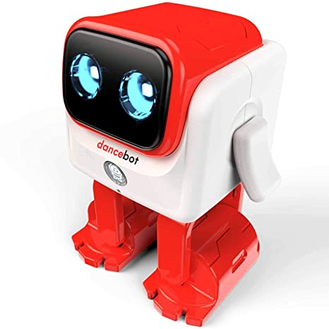 Echeers Kids Toys Dancing Robot for Boys and Girls, Educational Dancing  Robot Toys for Kids with Stereo Bluetooth Speakers, Rechargeable Dance  Robot