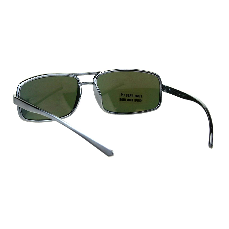 Air Force Kids Sunglasses Boys Rectangular Fashion Shades Lead Free UV 400