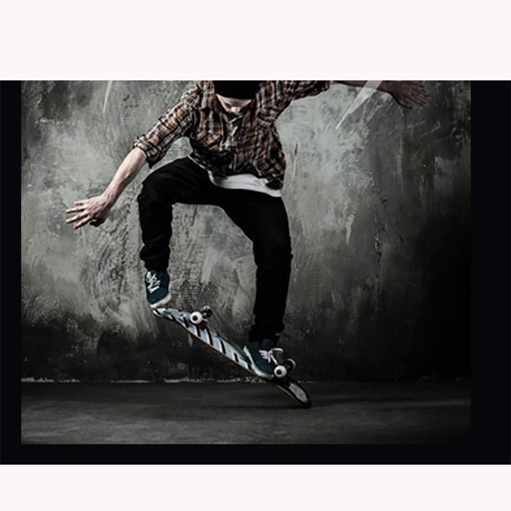 FGKING 41 Inch Drop Drop Drop Through Freestyle Longboard Skateboard Cruiser 8 Layer Maple Deck und Smooth PU Casters Extreme Sports and Outdoors für Erwachsene B07PCQHG2P Longboards Vollständige Spezifikation fc203d