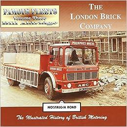 Book The London Brick Company (Famous Fleets) by Bill Aldridge (2005-01-06)