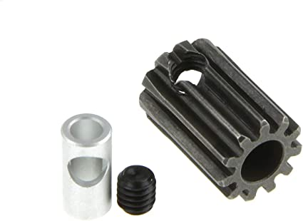 """RC model GDS Racing 18T 32P Steel Pinion Gear for 1//8/"""" 3.175mm and 5mm Shaft"""