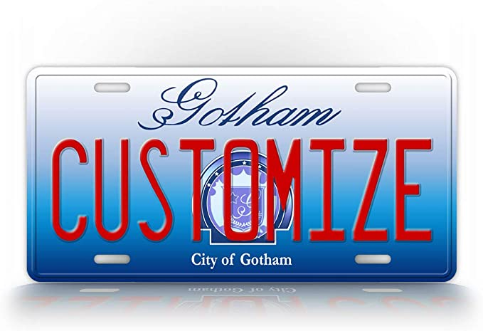 Novelty General Lee Hazzard County License Plate Smartblonde Inc