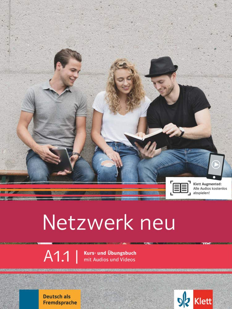 Netzwerk A1.1 Neu. Per le Scuole superiori. Con e-book. Con espansione online: Netzwerk neu a1.1, libro del alumno y libro de ejercicios, parte 1 ALL NIVEAU ADULTE TVA 5,5%: Amazon.es: Vv.Aa, Vv.Aa:
