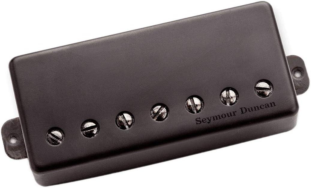 Amazon Com Seymour Duncan Pegasus 7 String Passive Guitar Pickup Black Metal Bridge Musical Instruments