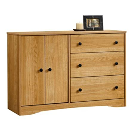Amazon.com: Sauder Dresser with Drawers - This Bedroom Storage ...
