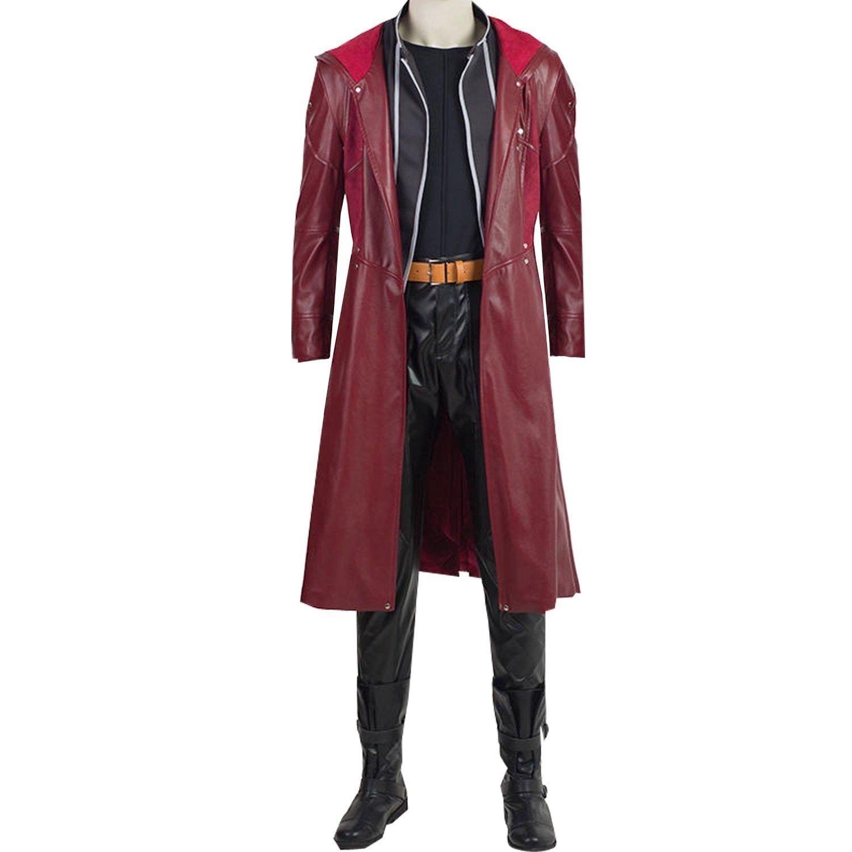 Amazon.com: AGLAYOUPIN - Disfraz de Elric Edward para adulto ...