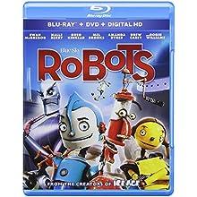 Robots Blu-ray (2015)