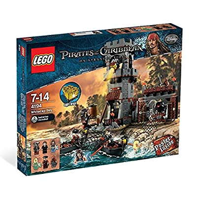 Lego Disney Pirates of the Caribbean Whitecap Bay (4194): Toys & Games