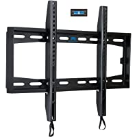 Mounting Dream TV Wall Bracket Fixed Mount Ultra Slim for Most 26-55 Inch LED, LCD, OLED and Plasma TVs up to VESA 400x400mm and 45.5 KG, TV Bracket MD2361-K-05