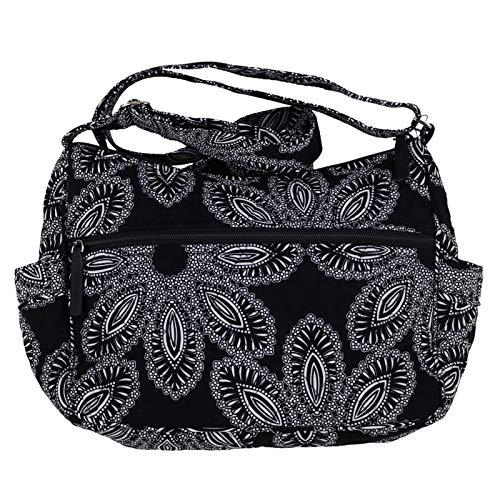 On Bag The Vera Bradley Bouquet Blanco Go qwvS665