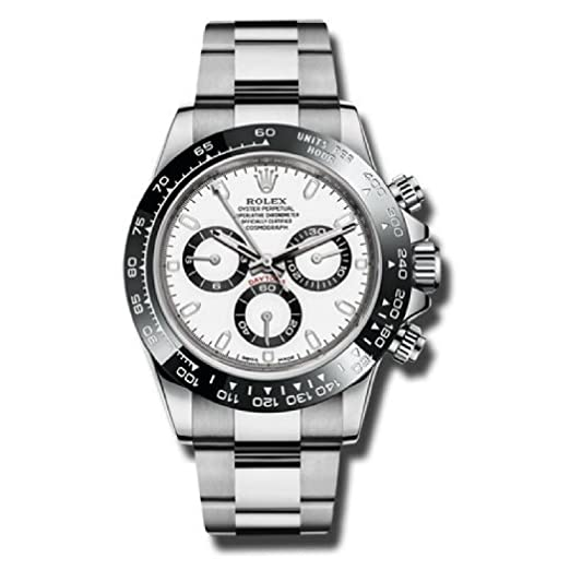 Rolex Daytona automatic-self-wind Mens Reloj 116500 (Certificado) de segunda mano: Rolex: Amazon.es: Relojes