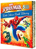 img - for Spider-Man Little Golden Book Library (Marvel) book / textbook / text book