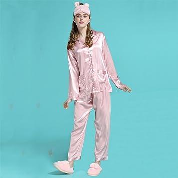 Pyjama En Soie Victoria Secret
