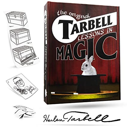 c7450f0d7ad Amazon.com: The Original Tarbell Lessons - Course in Magic: Tarbell: Toys &  Games