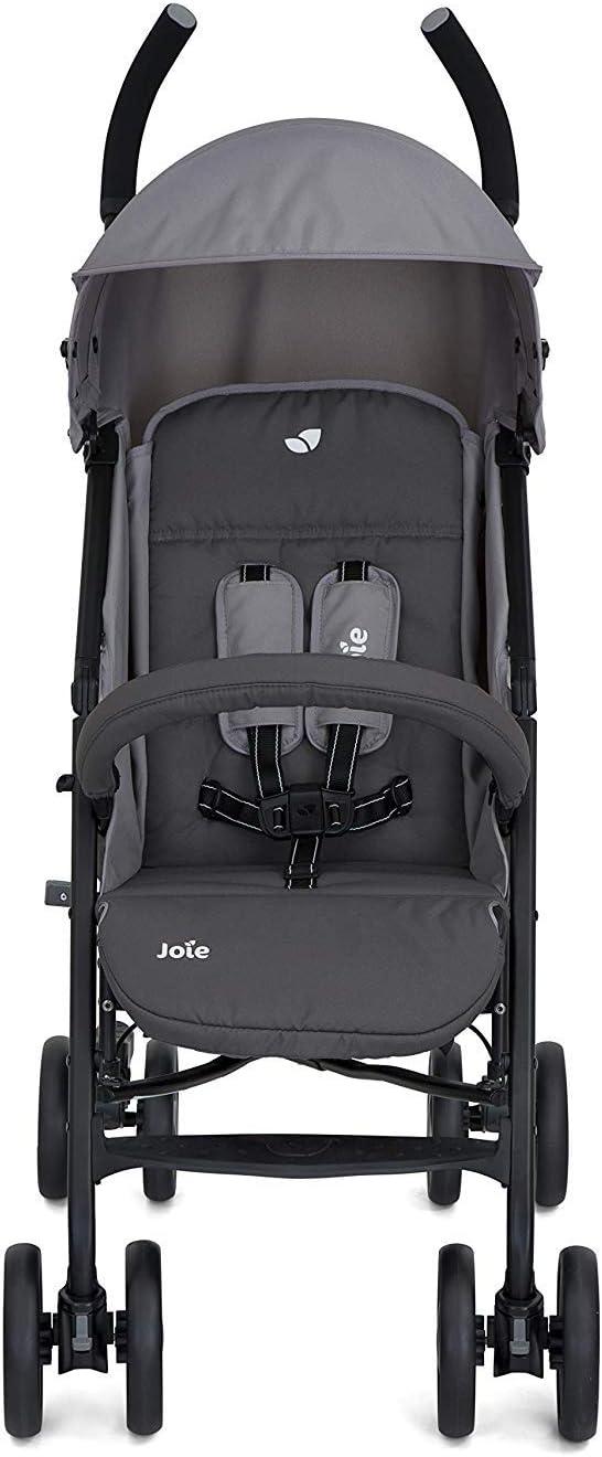 Joie Nitro LX S1036BADPW000 Poussette avec capote de pluie Dark Pewter
