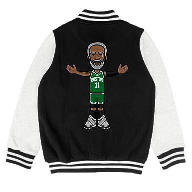 5c40db11f Marinas 11 Uncle Basketball Player Kids Jacket Fashion Baseball Jacket for  2-10 Y