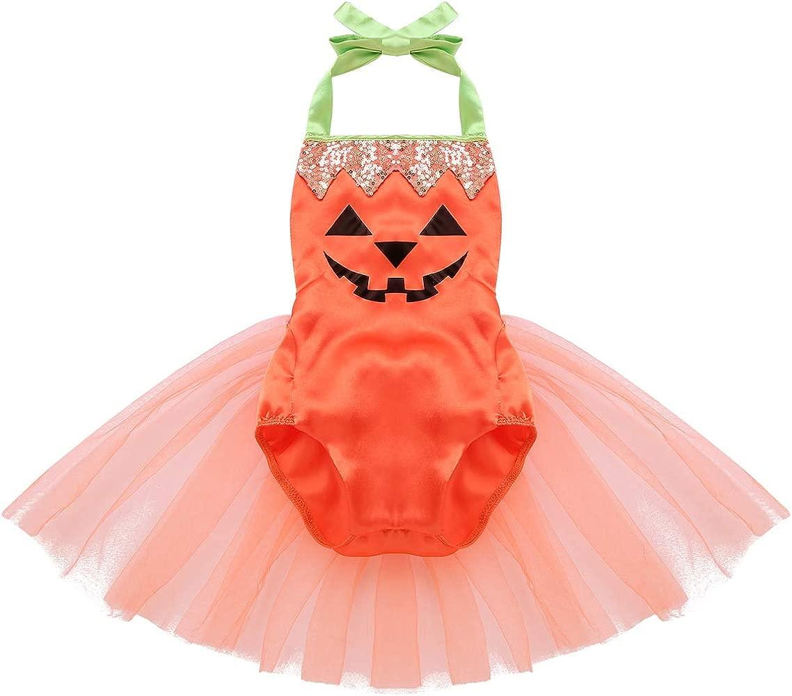 dPois Bebe Pelele Vestido Calabaza Disfraz Infantil para ...
