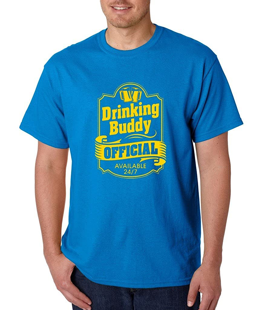 Best Drinking Buddy Tshirt Beer Drinking Shirts