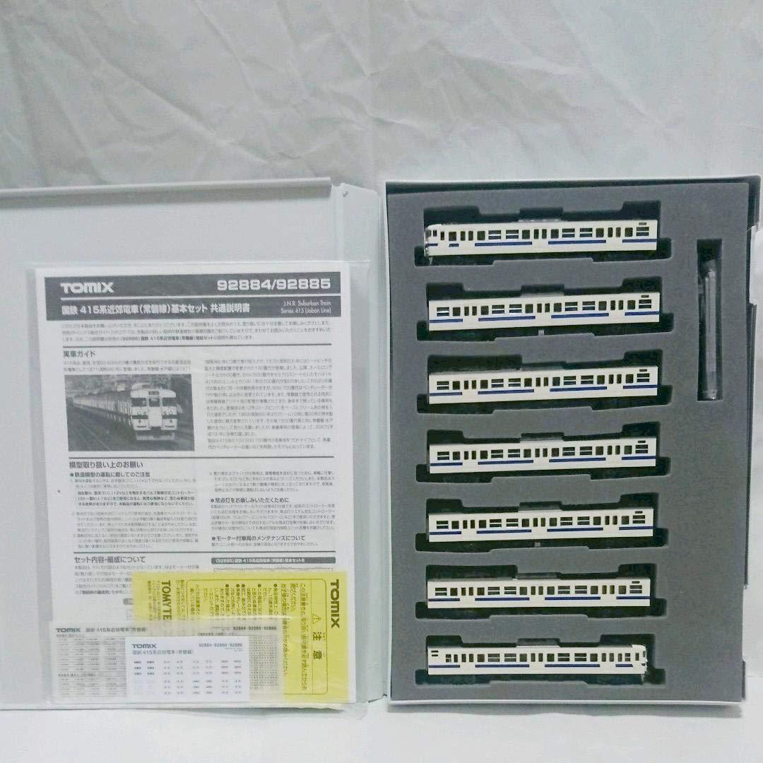 鉄道模型Nゲージ TOMIX 品 国鉄415系基本セットA B07SQYHJP9