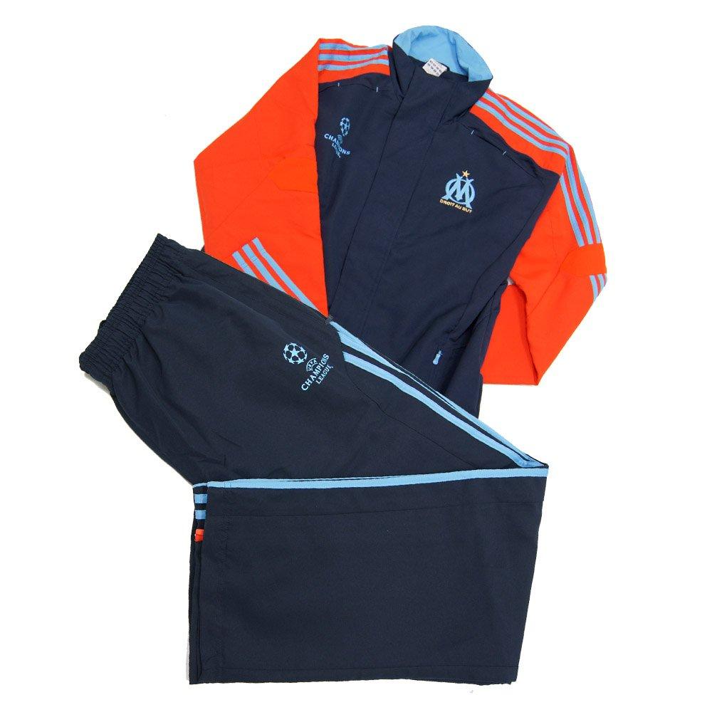 Adidas OLYMPICO Marsella OM Conjunto Chandal Fútbol Hombre: Amazon ...
