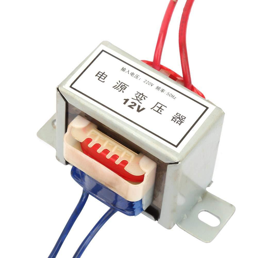 12V AC 220V to AC 12V//24V Power Transformer 10W 50Hz Electronic Transformer Single Power Transformer
