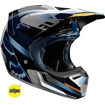 Fox V3 Helmet >> Amazon Com Fox Racing V3 Motif Men S Off Road Motorcycle Helmet