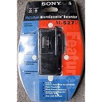 Sony Pressman Micro-Cassette Recorder M-527v