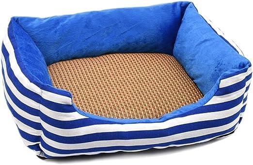 Dog bed Cama para Perros Resistente al Agua Almohadilla para Perros Almohadilla para Gatos Grande Mascota Caliente para Dormir alfombras para Bebés Enviar Mat 2 Colores 2 especificaciones: Amazon.es: Hogar