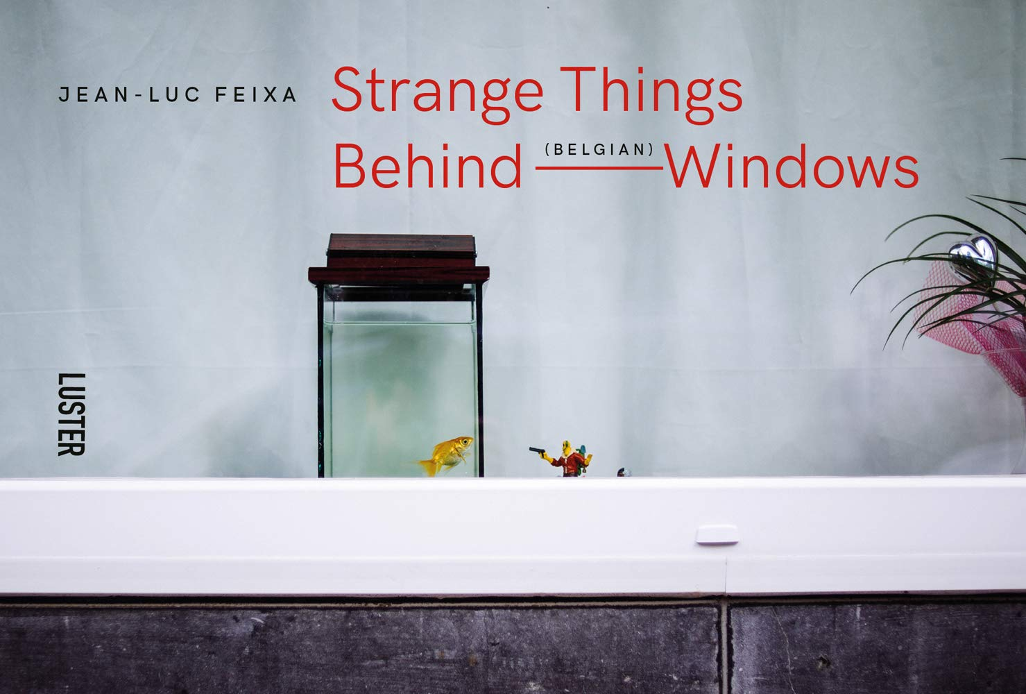 Strange things behind (Belgian) windows: Amazon.es: Feixa, Jean-Luc: Libros en idiomas extranjeros
