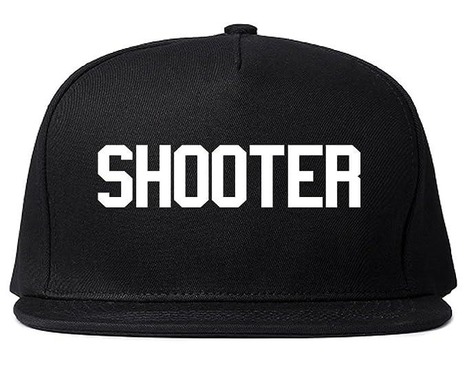 b34bd7e20e3 Kings Of NY Shooter Snapback Hat Cap Black at Amazon Men s Clothing ...