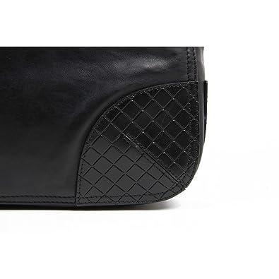 Bottega Veneta Mens Bag 309540 Vn03c 1000 Amazon De Bekleidung