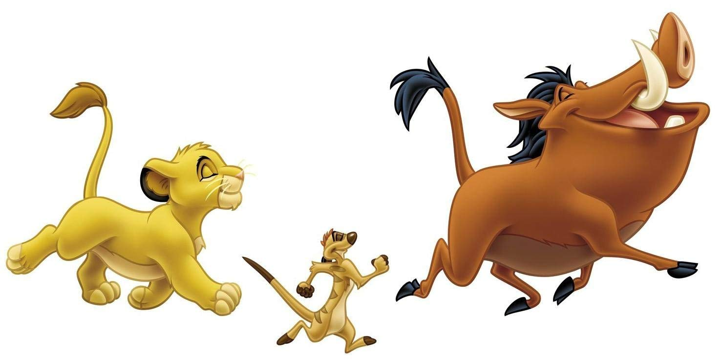 RoomMates The Lion King Peel and Stick Giant Wall Decals by RoomMates (Image #3)