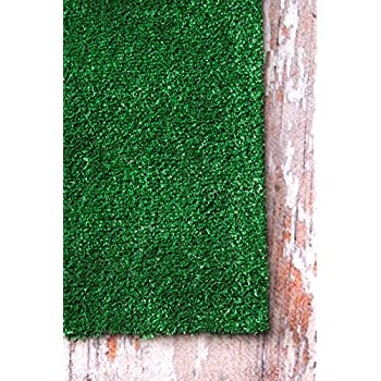 Artificial Grass Outdoor Lawn Turf Patio Rug