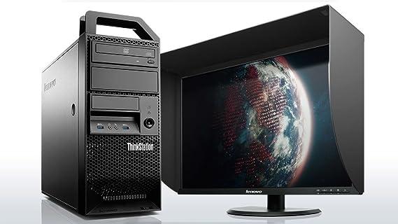Lenovo ThinkStation E32 - Ordenador de sobremesa (Intel Core i7 4770, 4 GB de RAM, 2000 GB, Windows 7 Professional), Negro: Amazon.es: Informática